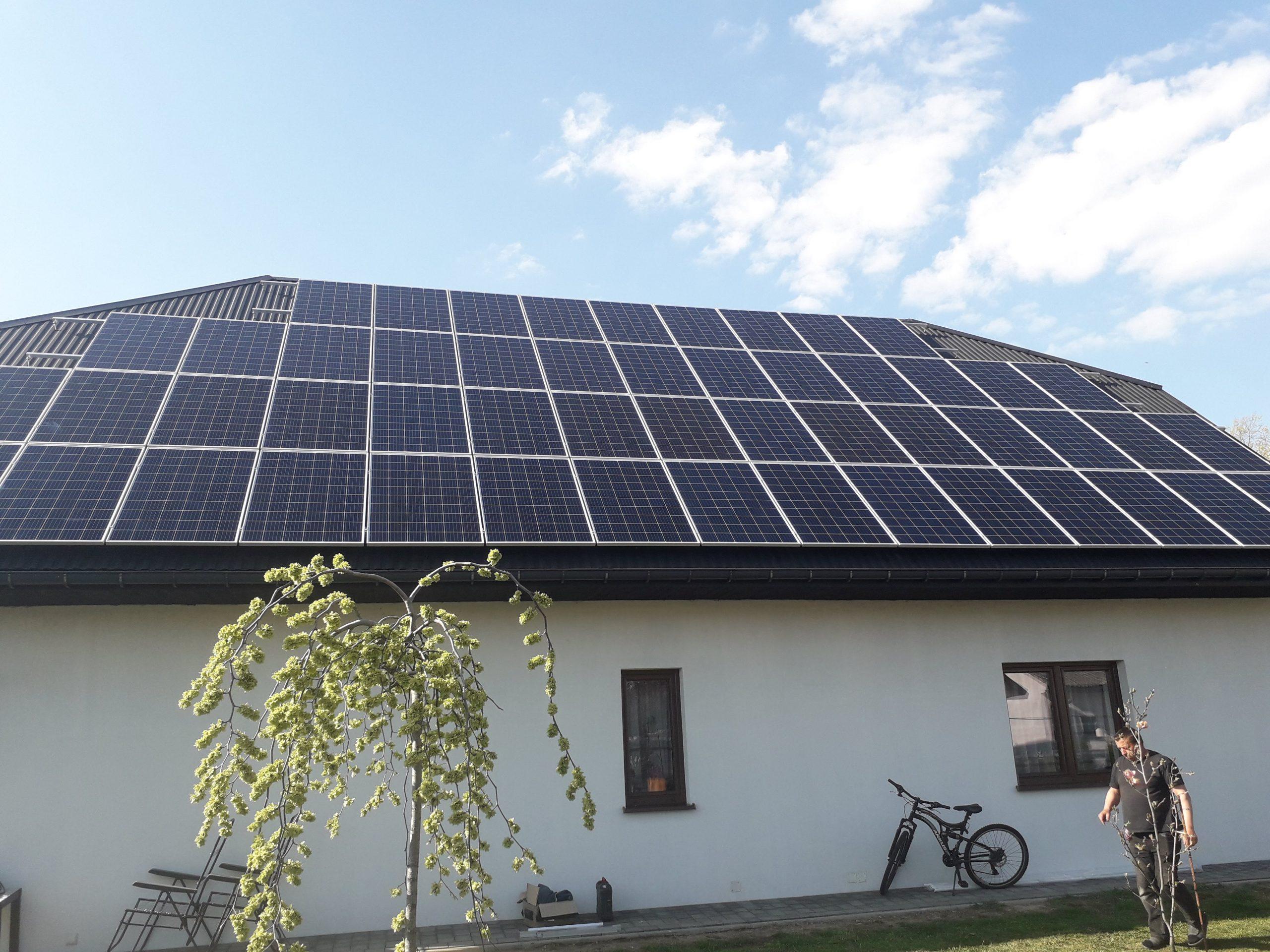 Raciechowice 14 kWp